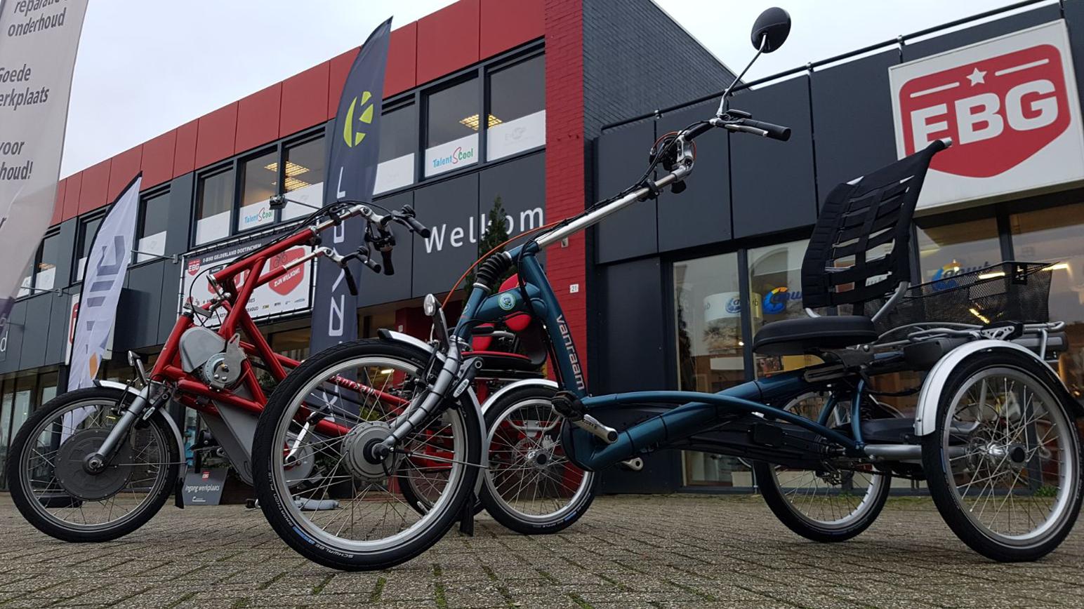 E-Bike Gelderland - Fietsen