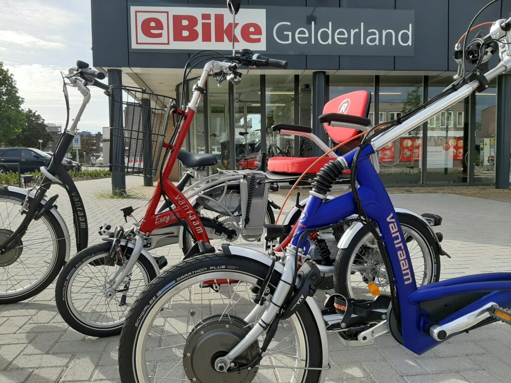 Van Raam - E-Bike Gelderland