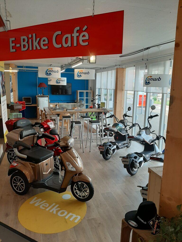 E-Bike Café - E-Bike Gelderland