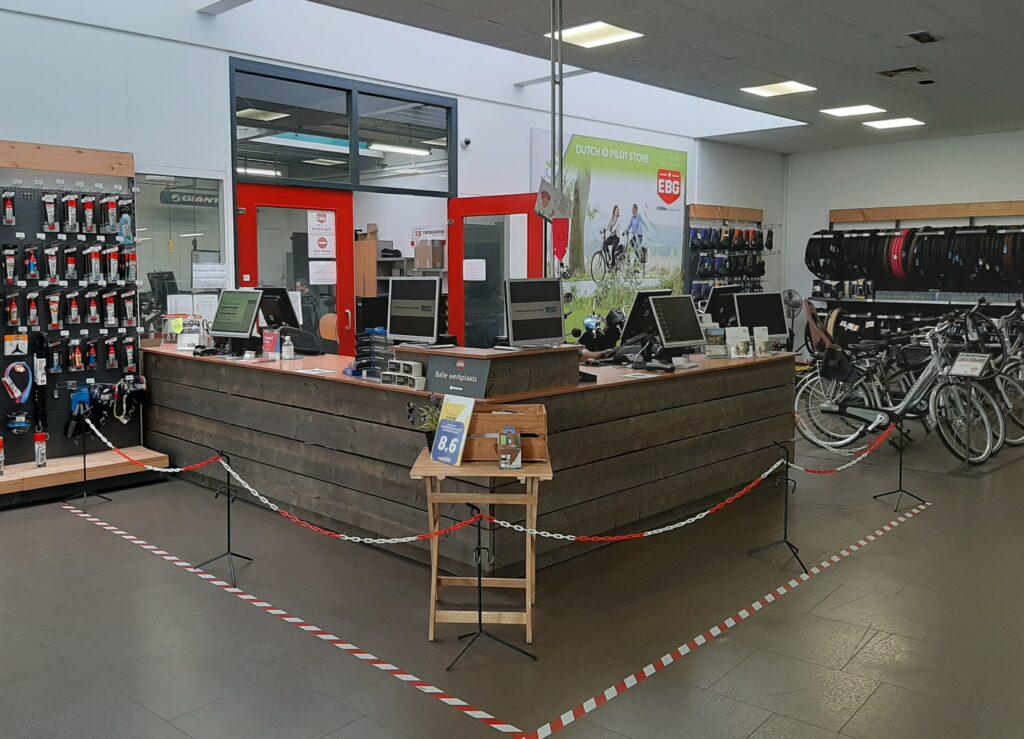 Balie - E-Bike Gelderland