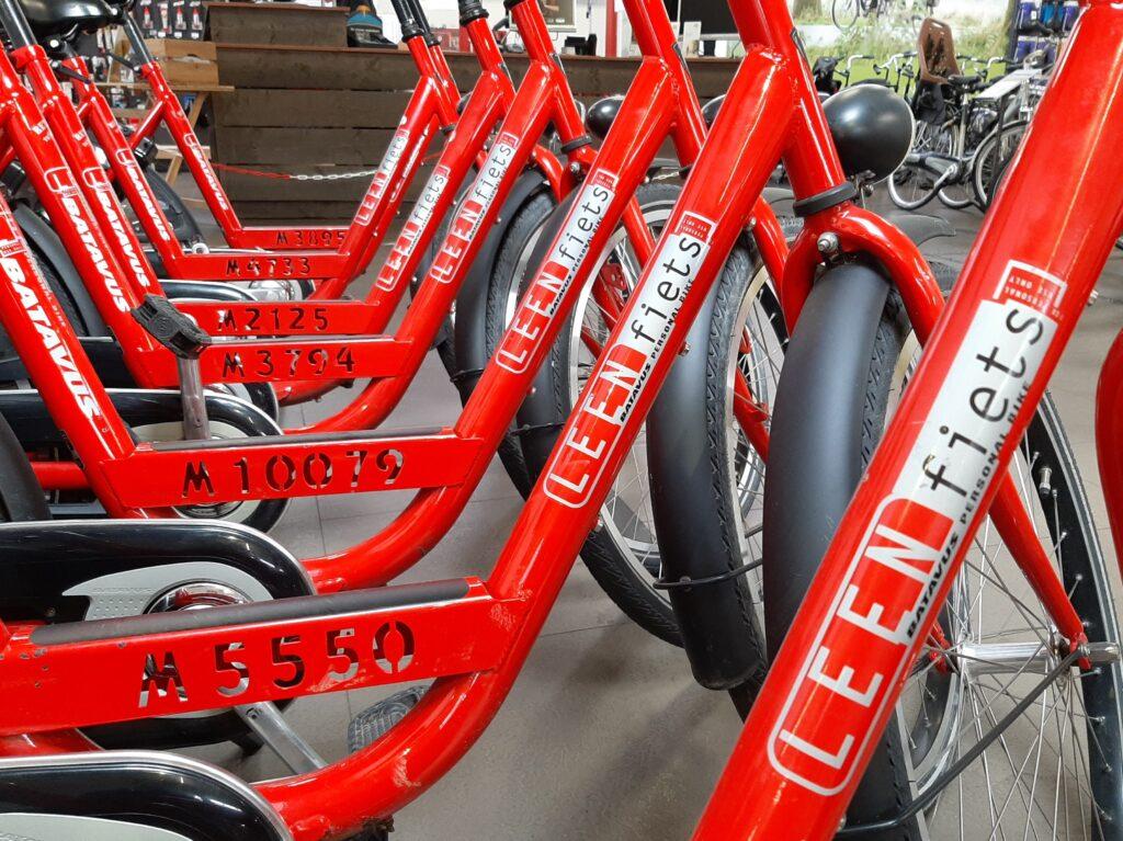 Leenfiets - E-Bike Gelderland