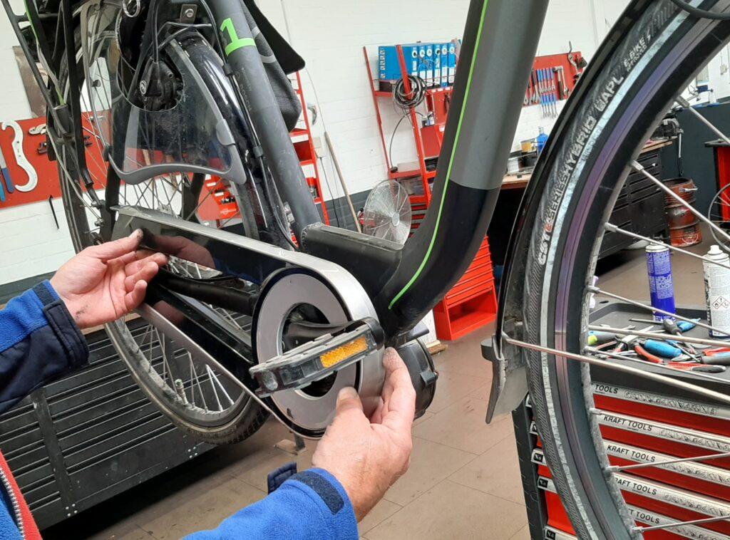 Montage - E-Bike Gelderland