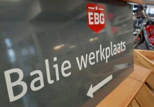 Balie werkplaats - E-Bike Gelderland